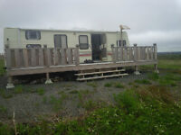 Half or One acre With Trailor For sale/Motivated to sell
