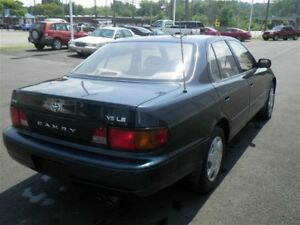 1995 TOYOTA CAMRY LE**SAFETIED**