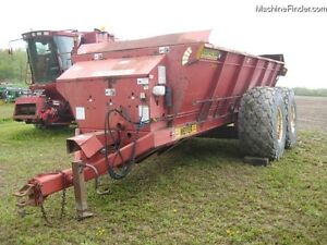 Meyer 8500 Industrial Manure Spreader