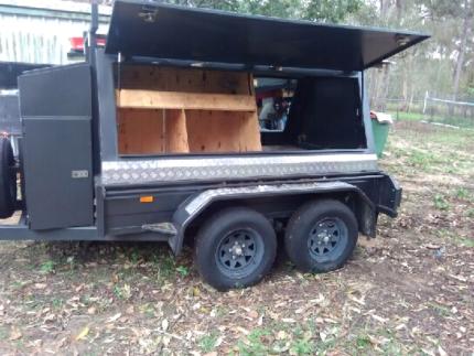 Builders trailer