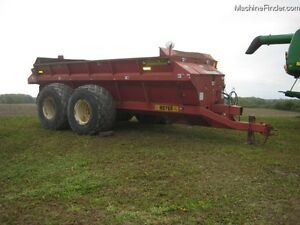 Meyer 8500 Industrial Manure Spreader Kitchener / Waterloo Kitchener Area image 7