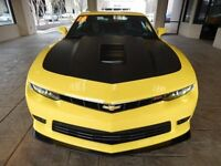 2014 Chevrolet Camaro 2SS Coupe (2 door) Yellow