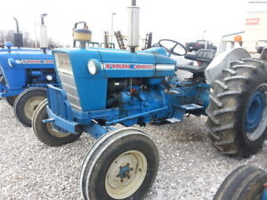 1970 Ford 4000 DIESEL TRACTOR