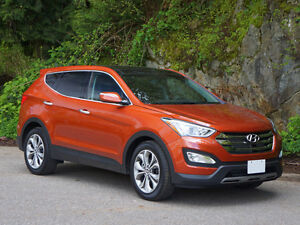 2013 Hyundai Santa Fe Limited 2.0 Turbo VUS