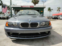2002 BMW 325 CONVERTIBLE LOW LOW KMS