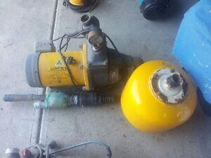 Davey pressure pump Beverley Charles Sturt Area Preview