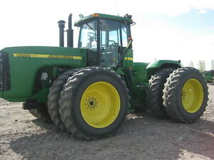Looking for tractor