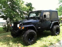pieces jeep tj 2002
