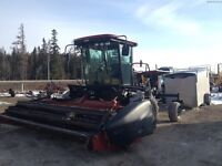 2003 Case IH WDX1101 Self Propelled Windrower