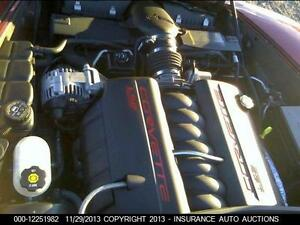 Corvette ls2 engine 40k on motor complete