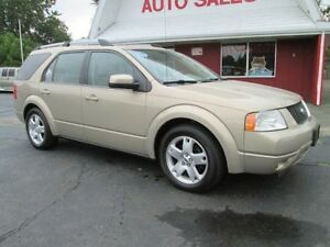 2007 Ford FreeStyle/Taurus X Loaded SUV, Crossover