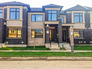 **BRAND NEW**3 Bdr- Townhouse in Prime Brampton Location