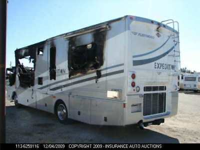 Front Axle USED 2006 Fleetwood Expedition Motor Home