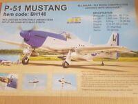 Radio controlled Model Aeroplane ARTF And Engine