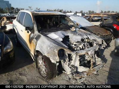 2006 Porsche CAYENNE FOR PARTS ONLY Turbo complete vehicle