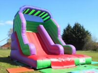 Better bounce 8ft platform bouncy castle inflatable slide