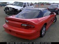 Parting out a 2001 camaro z28