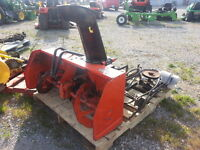 "40"" Kubota Tractor Snowblower"