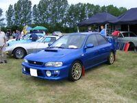 Subaru Impreza WRX STi Type RA 555 limited edition. 2.0 turbo. Future classic, rare model.