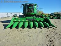 2009 John Deere 608C Stalk Master Corn Head