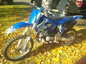 Yz 125 reduced price want gone this weekend