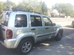 2007 Jeep Liberty Dilver SUV, Crossover
