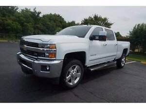 2016  New Chevrolet Silverado 2500hd Crew Cab Turbo Diesel 4x4 Rowville Knox Area Preview