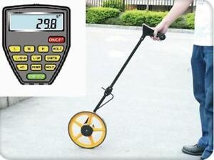 Distance Meters Measuring Wheel www.microinstruments.ca Ultrasonic Distance Laser Calculated Professional Calibrated