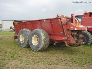 Meyer 8500 Industrial Manure Spreader Kitchener / Waterloo Kitchener Area image 4