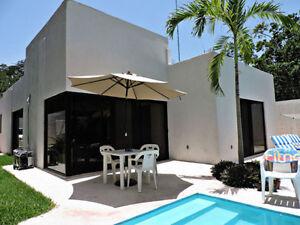 Maison avec piscine Tulum Riviera Maya