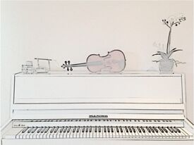 Piano lessons in Penicuik - available for all ages and levels!