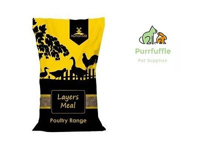 20KG LAYERS MEAL / MASH Chicken Hen Turkey Poultry 16% Protein Food Feed
