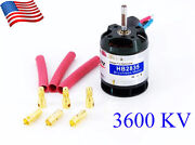 3600KV Brushless Motor