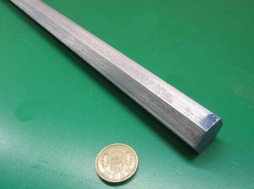 "6061 Aluminum Hex Rod 7/8"" Hex x 6 Ft Length"