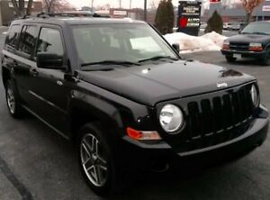 2009 Jeep Patriot, only 90,000kms!! REDUCED 7,200$!! FIRM