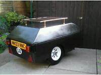 Large Goldwing/Trike/Harley Trailer Excellent Condition