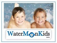 WaterMonKids Swimming Lessons