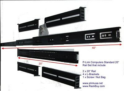 Black(Rackmount Chassis) IPC(20