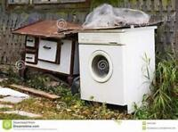 FREE APPLIANCES AND  SCRAP METAL PICK-UP AND REMOVAL TODAY