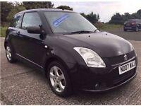 2007/07 Suzuki Swift GLX VVTS in Black