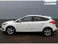 2016 Ford Focus ZETEC Petrol white Manual