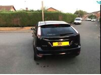 FORD FOCUS FACELIFT BREAKING PANTHER BLACK 08-11