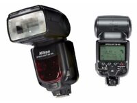 Nikon SB900 Official With Power Pack Awesome Condition !!