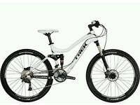 TREK LUSH mountain bike FULL SUSPENSION