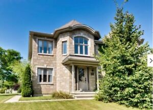 Luxury semi detached for rent
