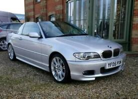 Immaculate BMW E46 325Ci Convertible Automatic. Just 55k from new!