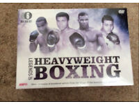 NEW Legends of heavyweight boxing set