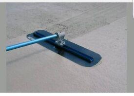 MBW BIG BLUE GLIDER CONCRETE FLOAT KITS BRAND NEW