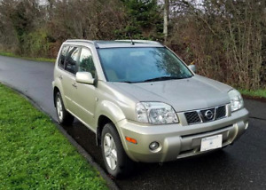 Nissan X-Trail 2005 - Family owned vehicle