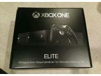 Xbox One 1Tb Elite Boxed Like New